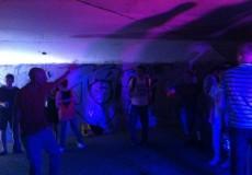 Ikea Berlin Tunnel Rave