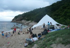 Beach Rave